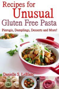 Gluten free Pasta cookbook button