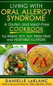 Oral Allergy Syndrome Cookbook blog button